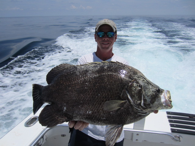 Destin deep sea fishing charter boat sunrise deep sea for Deep sea fishing trips