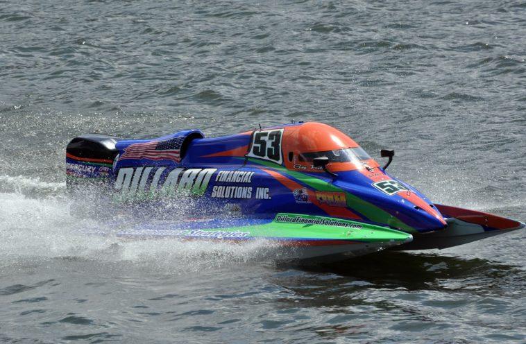 F1 Powerboat Championship 2016 Pittsburgh Regatta - Cruising TV